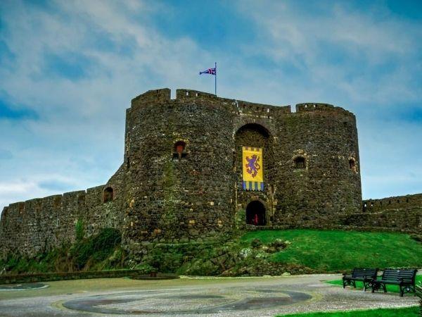 Carrickfergus Castle - Castle Tours Ireland