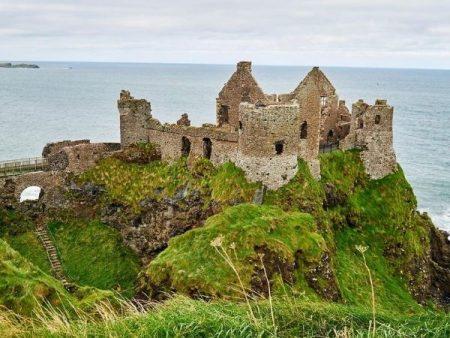 Dunluce Castle - Castle Tours Ireland