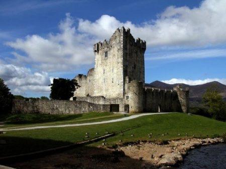 Ross Castle - Castle Tours Ireland