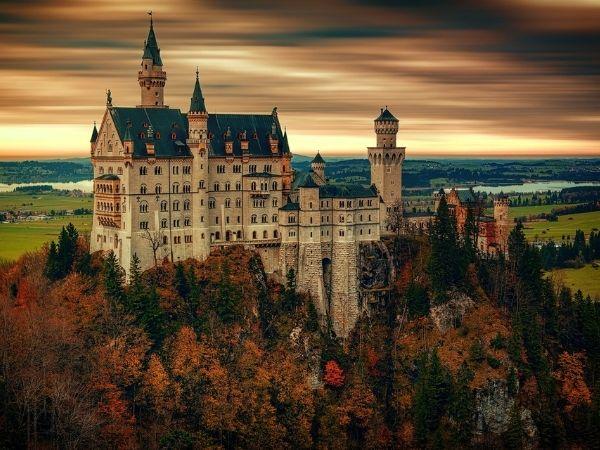 Bavaria Germany Autumn Bucket List