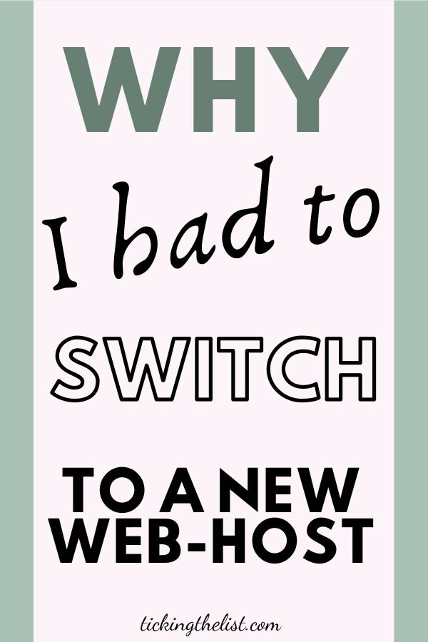 Eco Web Hosting Why I Made The Switch