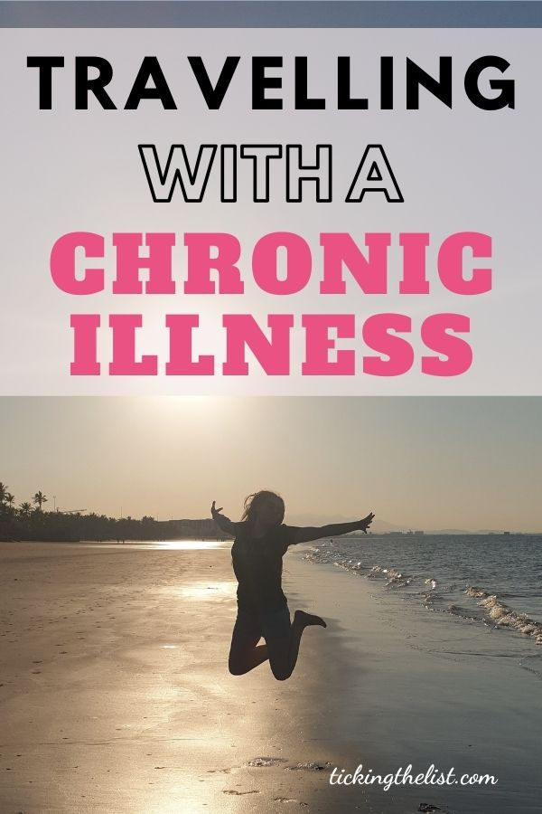Travelling with a chronic illness