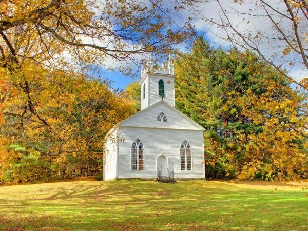 New England Autumn Bucket List