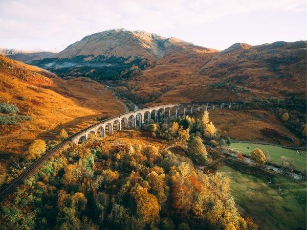 Scottish Highlands Autumn Bucket List