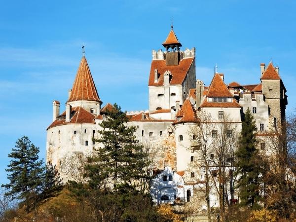 Bran Castle Virtual Tour