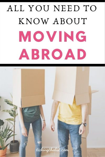 Moving Abroad - Everything you need to know