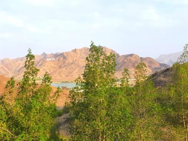 Hajar Mountains Hatta Dubai