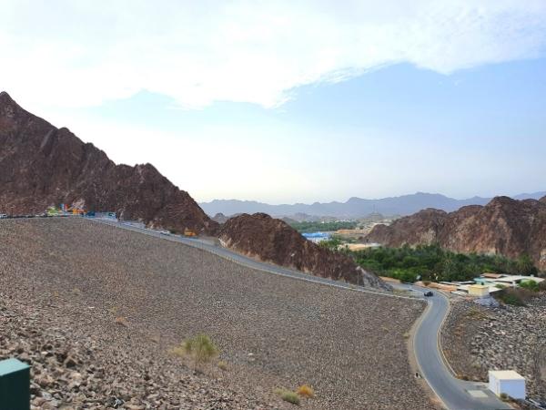 Hajar Mountains Hatta