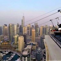 Worlds Longest Urban Zipline