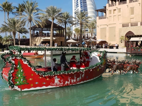 Things to do at Christmas in Dubai