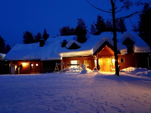 Things to do at Christmas in Lapland