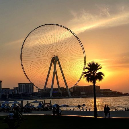 Ain Dubai (Dubai Eye)