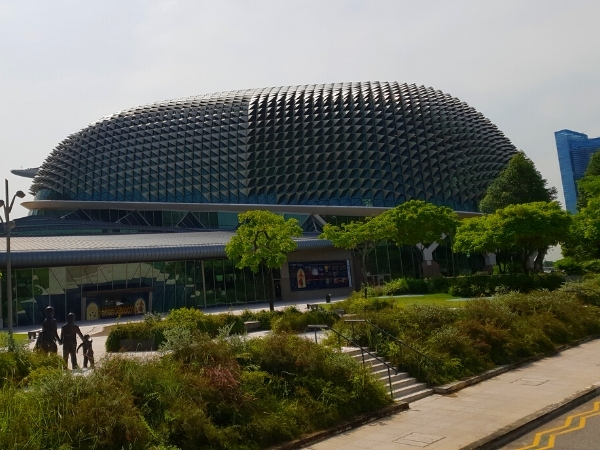 Theatre by the Bay Singapore