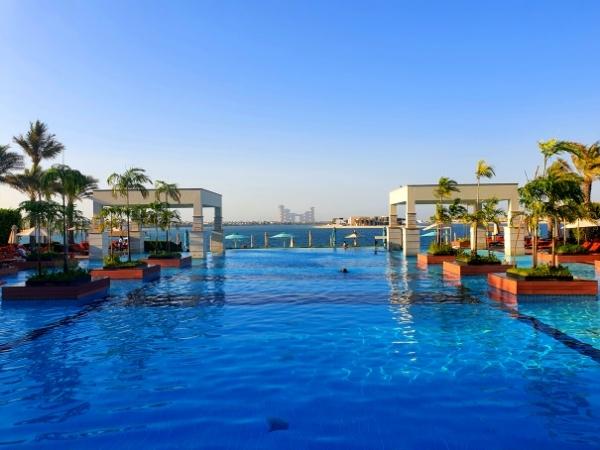 Zabeel Saray Hotel Dubai Pool