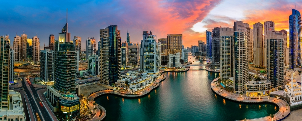 Living Abroad Dubai
