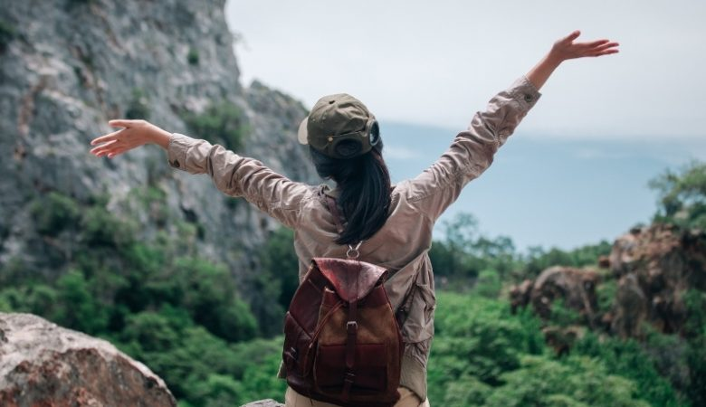 Traveling Alone For The First Time