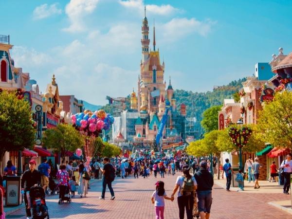 Disneyland, Hong Kong Bucket List