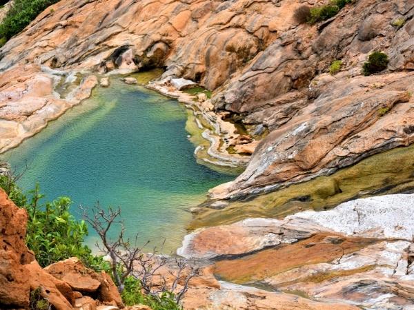 Wadis of Socotra Island
