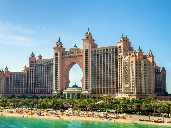 2-day Dubai itinerary - Atlantis