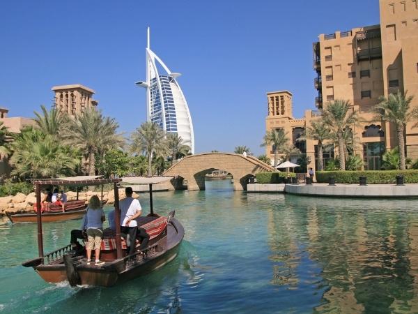 2-day Dubai itinerary - Souk Madinat