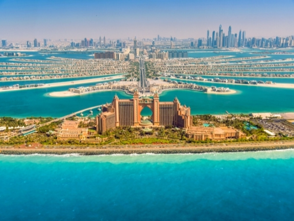7-day Dubai itinerary - Atlantis, The Palm