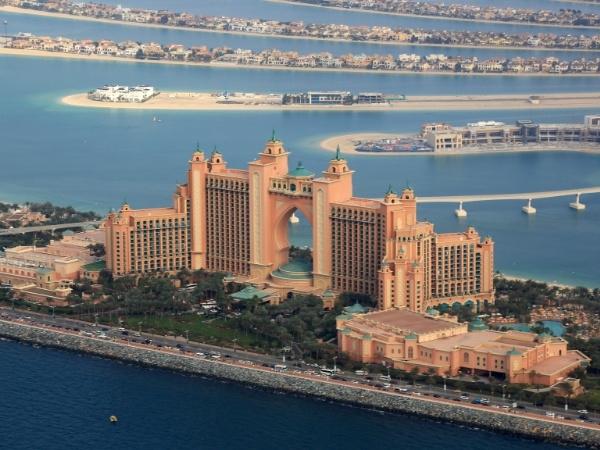 7-day Dubai itinerary Atlantis