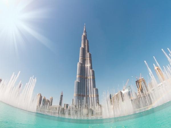 7-day Dubai itinerary Burj Khalifa
