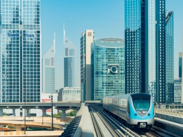 7-day Dubai itinerary -Dubai Metro