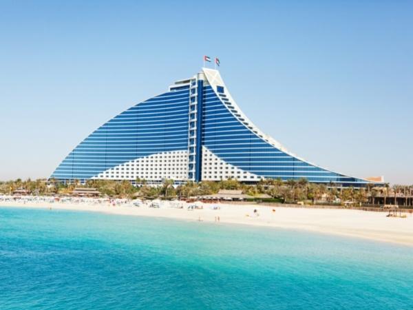 7-day Dubai itinerary - Jumeirah Beach Hotel