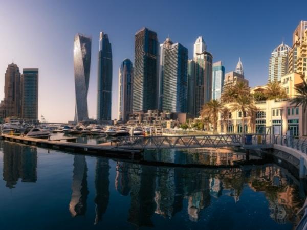7-day Dubai itinerary Marina