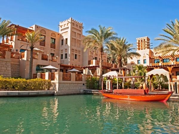 7-day Dubai itinerary Souk Madinat Jumeirah