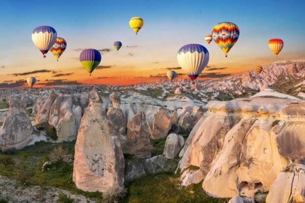 Cappadocia European Bucket List