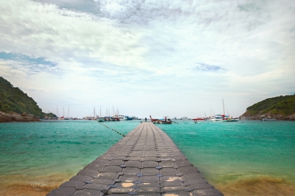 Ko Racha Yai Thailand Island Hopping