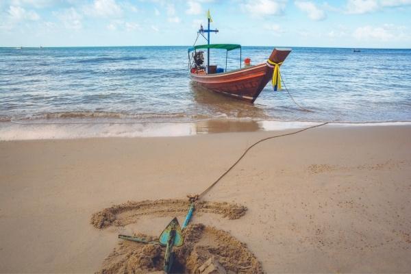 Koh Pha Ngan Thailand Island Hopping