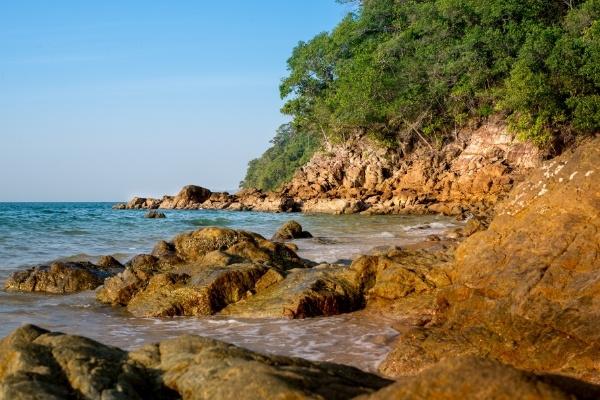 Koh Phayam Thailand Island Hopping