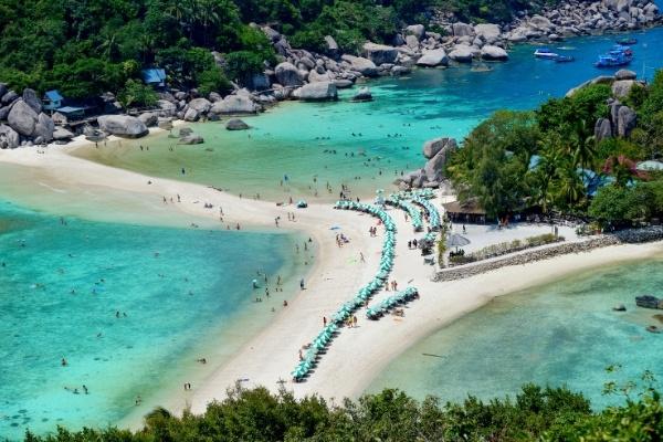 Koh Tao Thailand Island Hopping