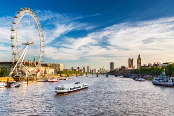 London Eye European Bucket List