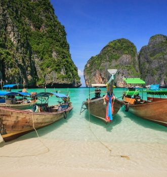 Thailand Island Hopping Featured Image