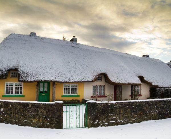 Adare cottage - Ireland bucket list