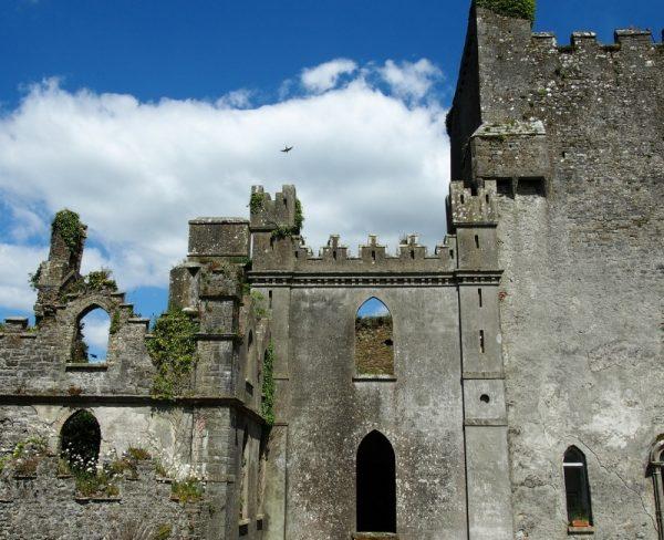 Ireland bucket list - Leap Castle