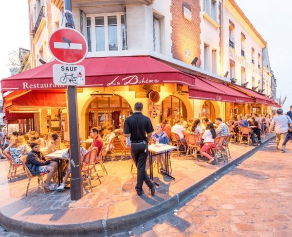 Things to do in Paris alone Montmartre