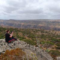 Stranded on Socotra